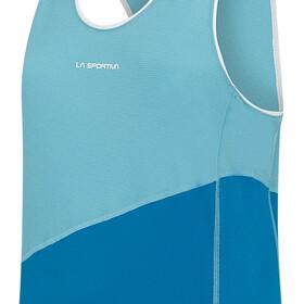 La Sportiva Drift Tank Women, pacific blue/neptune